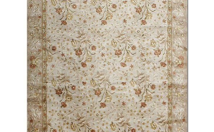 High End Tibetan Hand Knotted Handmade Super Soft Area Rug Carpet