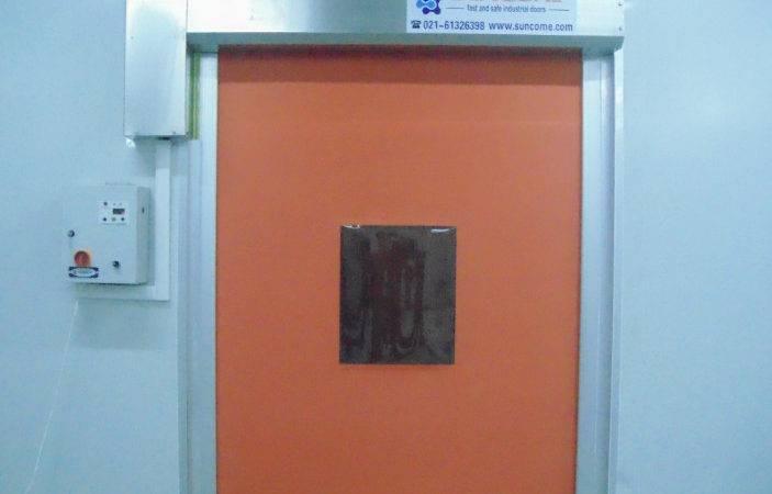High Performance Interior Garage Door Insulated Roll Doors
