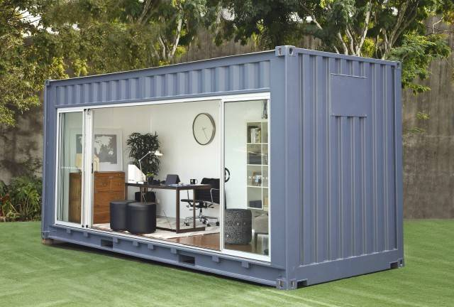 Hire Aud Per Week Rent These Shipping Container