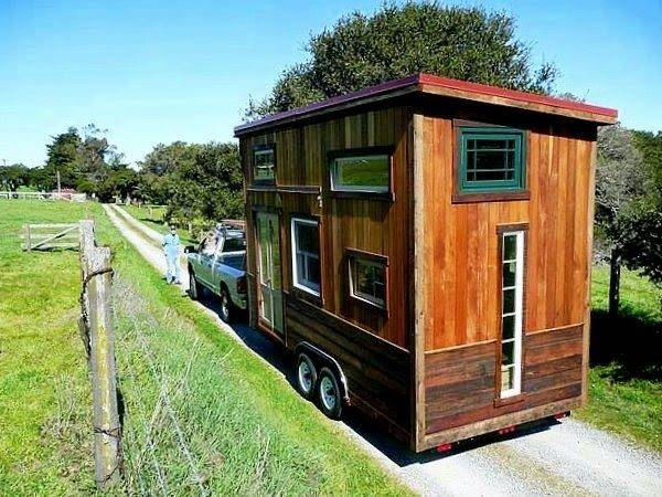 His Tiny Home Wheels Here Kent Griswold House Blog