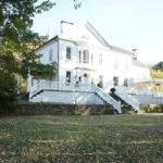 Historic Manor House Shenandoah River Virginia Wine Country