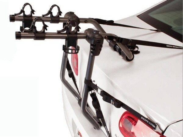 Hollywood Racks Baja Bike Trunk Rack Modern