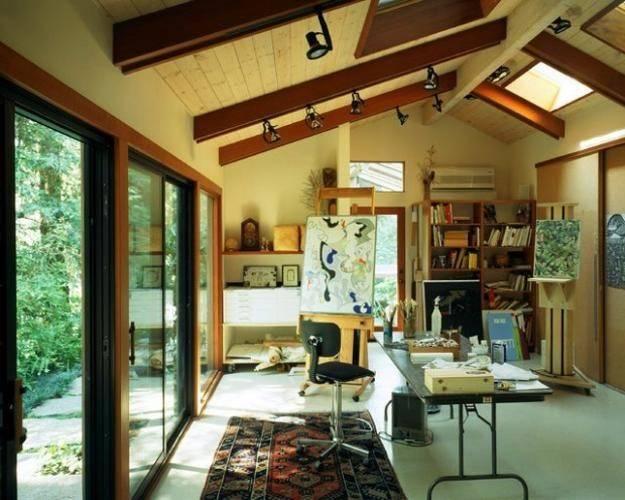 Home Art Studio Design Decorating Ideas Create Inspiring