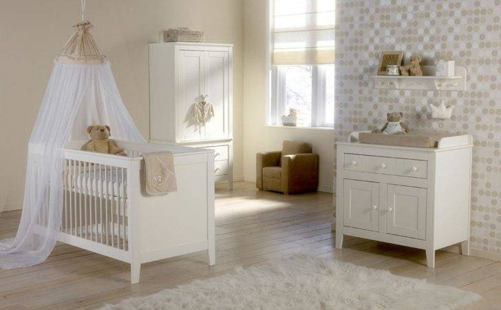 Home Baby Nursery Decor Top White Furniture Sets