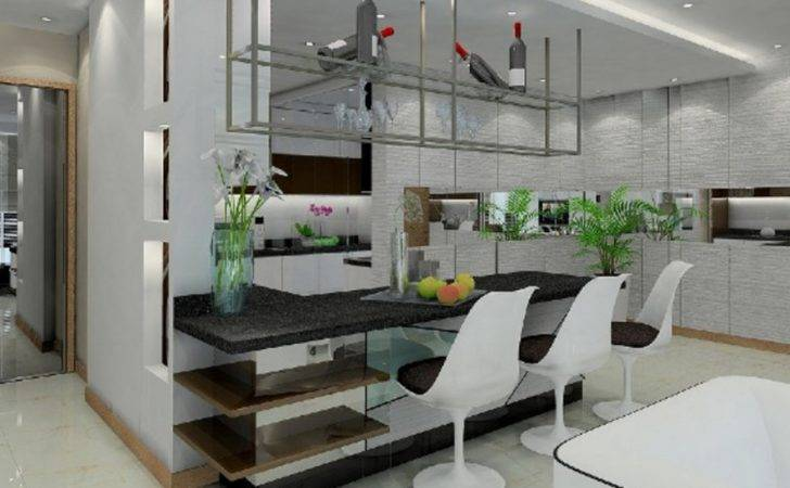 Home Bar Counter Design Singapore Landscaping