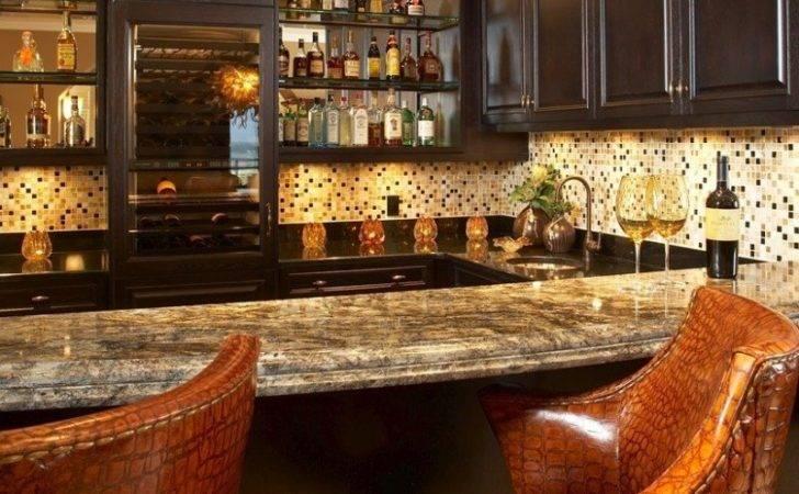 Home Bar Decor Ideas Marceladick