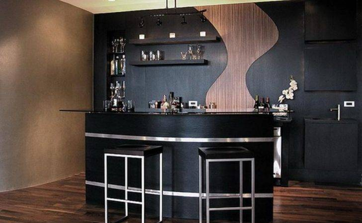 Home Bar Design Ideas Modern Chic Designs
