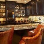 Home Bar Interior Design Idea Amalia