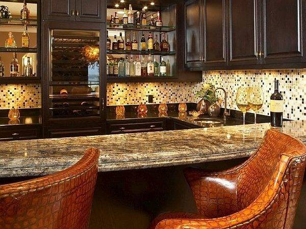 Home Bar Interior Design Idea Amalia