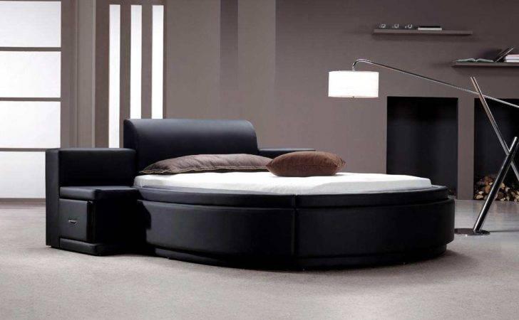 Home Bedroom Furniture Modern Aiden Black