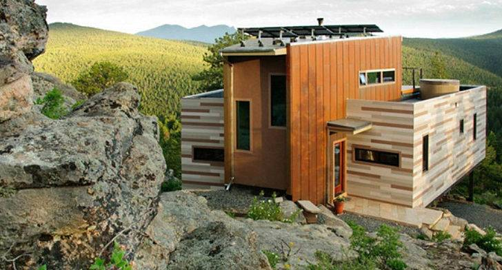 Home Buildings Modified Shipping Containers Container