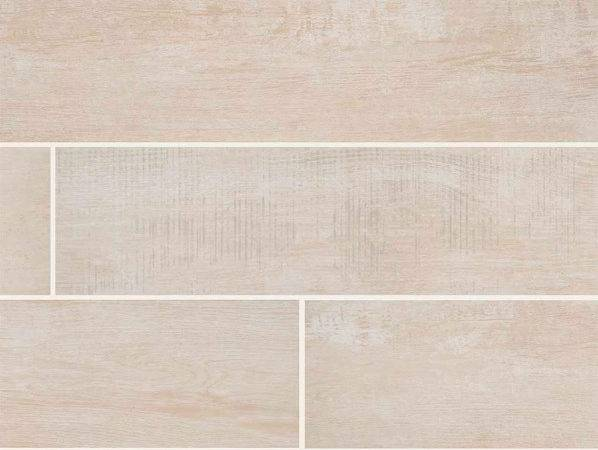 Home Capella Birch Wood Look Italian Made Porcelain Tile