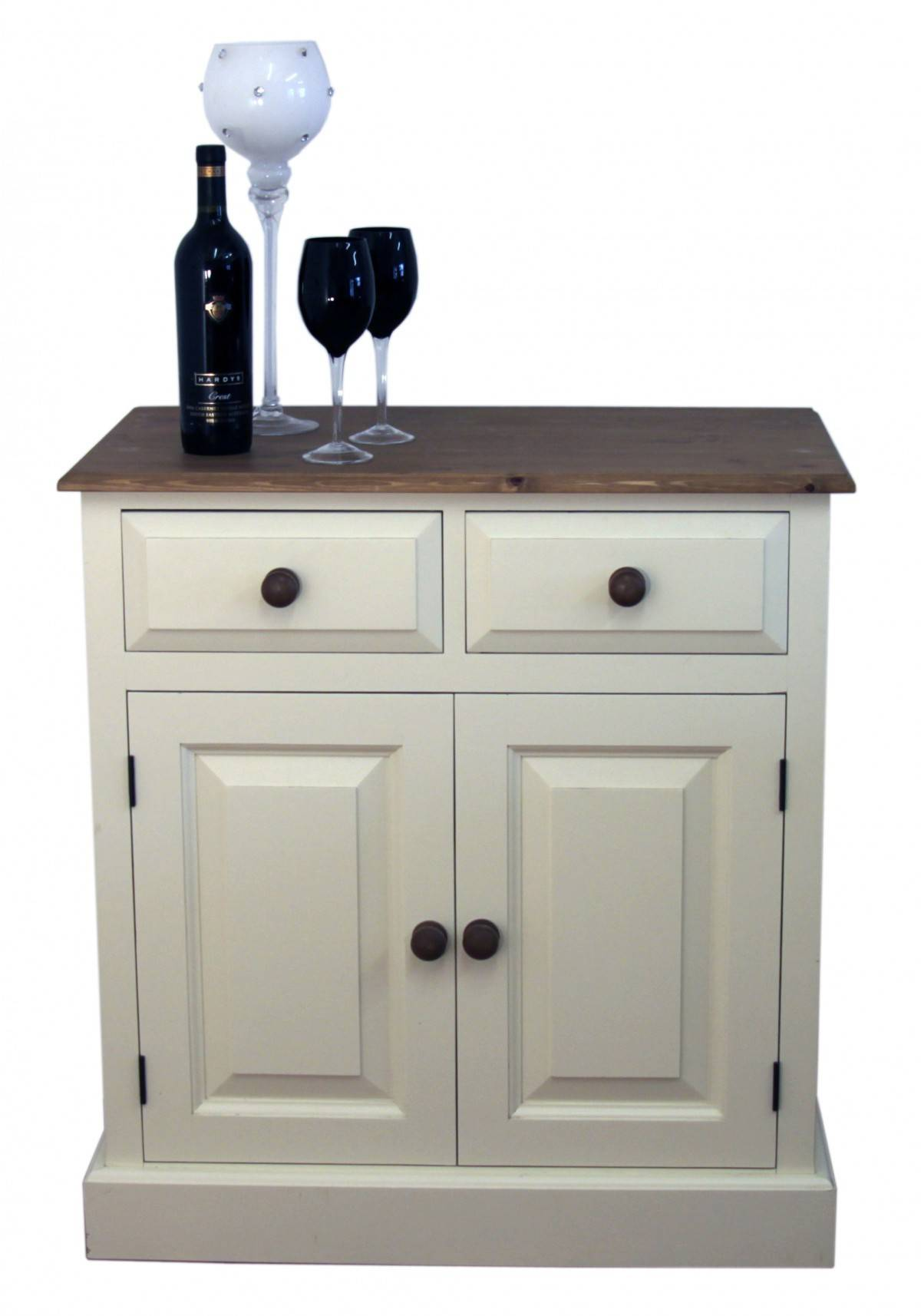 Home Cheshire Shallow Sideboard Dresser Base Painted