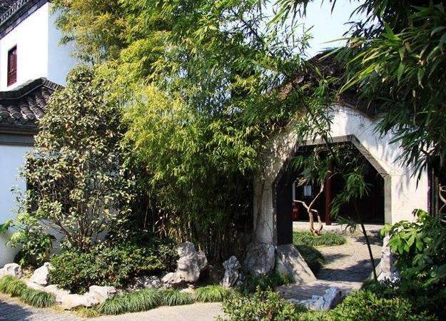 Home Chinese Garden Design Here Landscaping Ideas