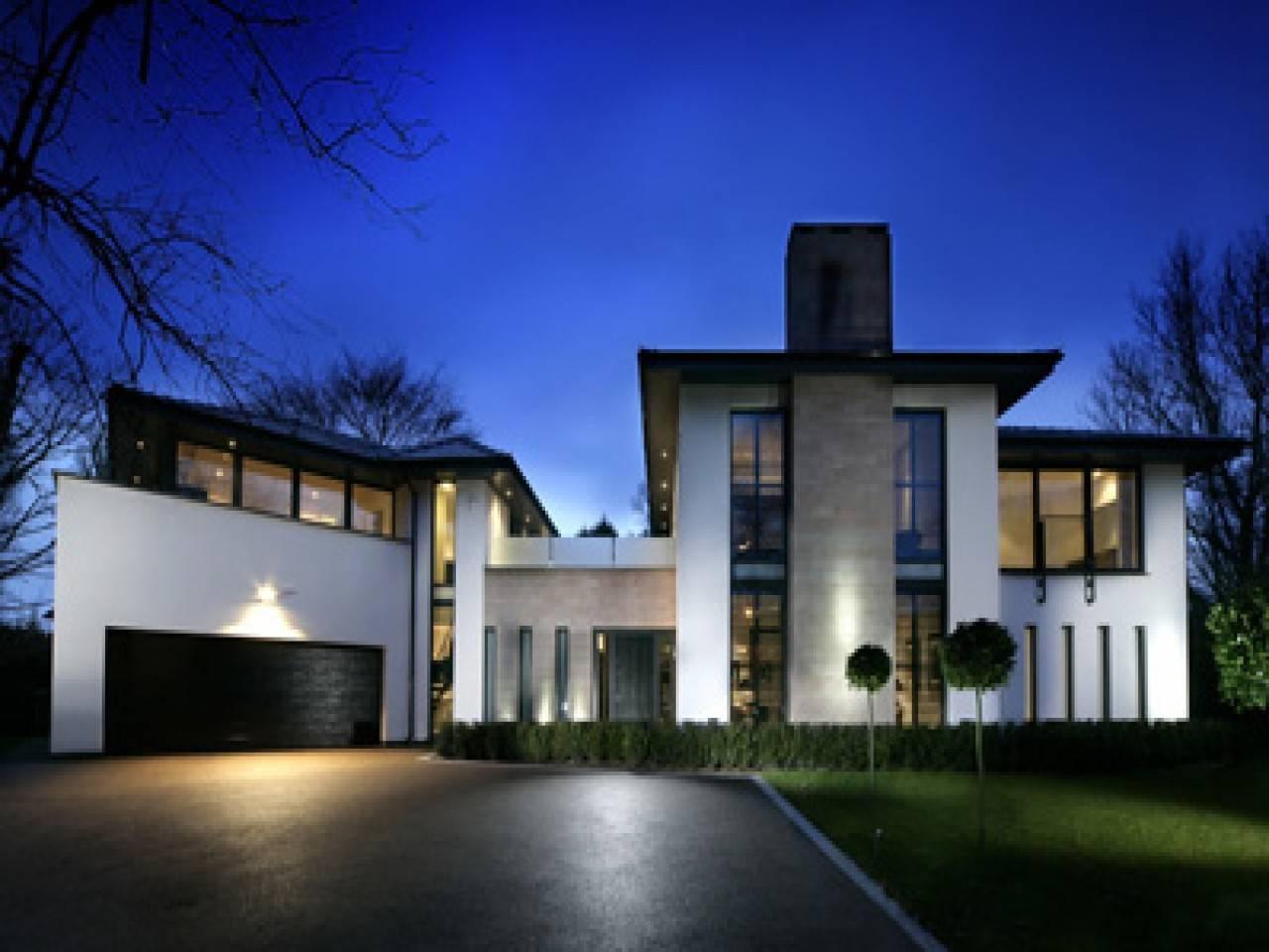 Home Contemporary Modern House Design