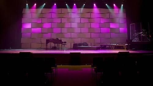 Home Coroplast Stage Design Facebook