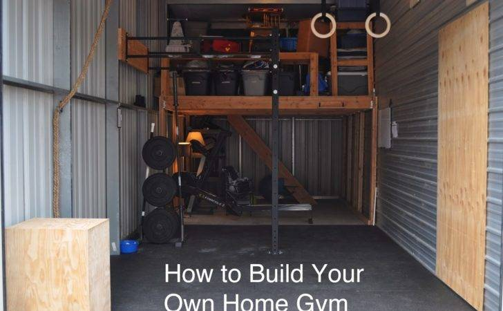 Home Crossfit Gym Ideas Own Part