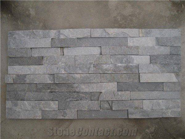 Home Cultured Stone Ledge Grey Wall Panel