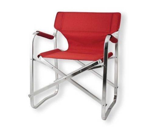 Home Deck Chairs Sophiste Chair Red
