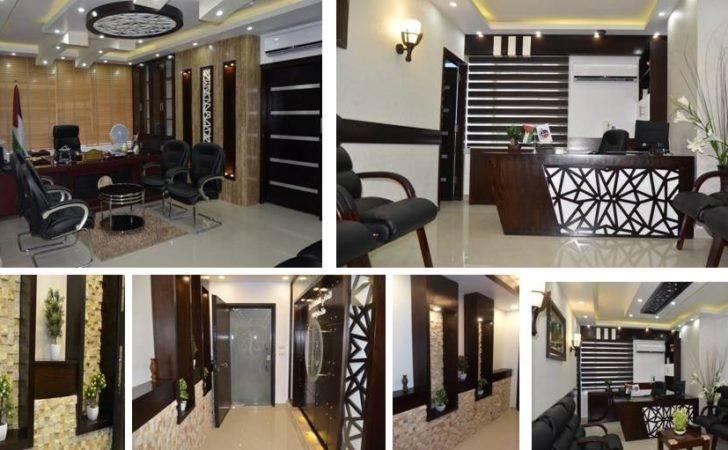 Home Decor Luxury Office Interior Design