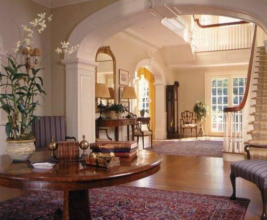 Home Decor Traditional Interior Design