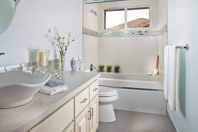 Home Design Make Most Out Small Bathroom Space