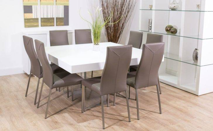 Home Design Stunning Seat Square Dining Table Room