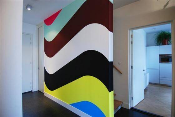 Home Design Stylish Wall Painting Decoration Ideas Your