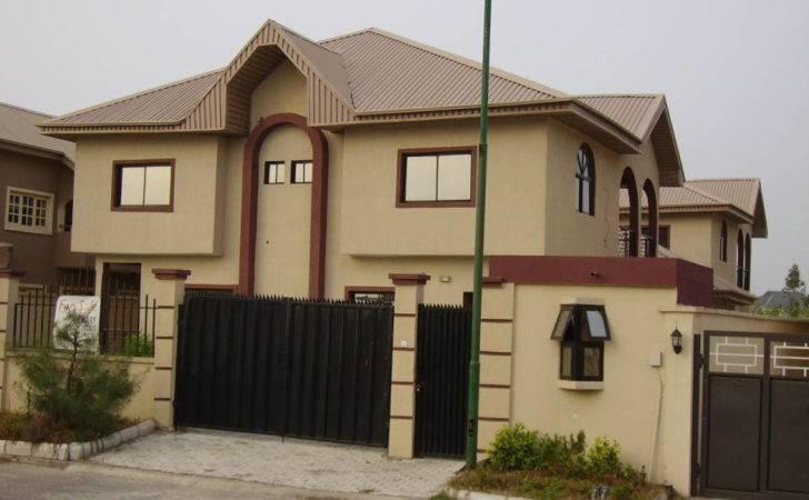 Home Designs Nigeria Modern Duplex House Plans