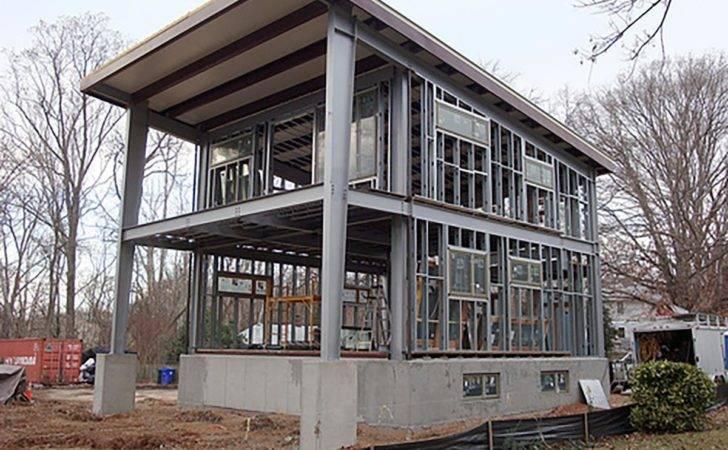 Home Ecosteel Prefab Homes Green Building Steel Framed Houses