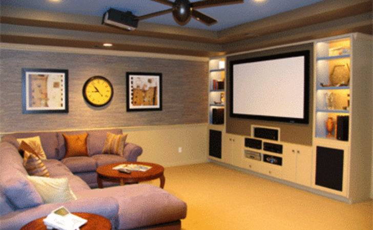 Home Entertainment Room Theater Guide