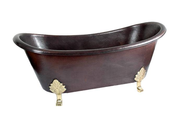 Home Freestanding Copper Tub