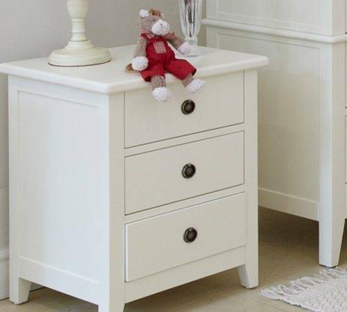Home Furniture Nordic Nursery Bedside Table