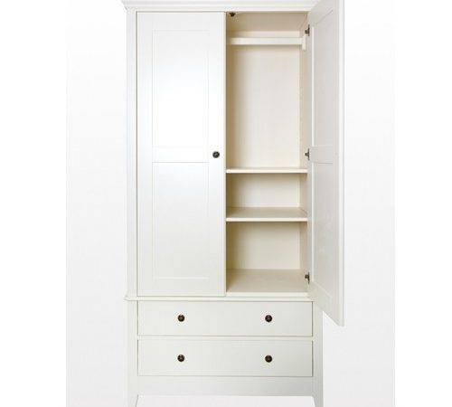 Home Furniture Nordic Nursery Wardrobe