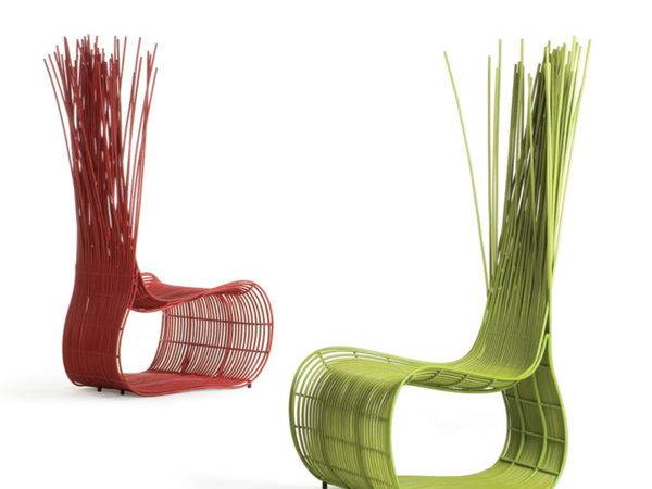 Home Furniture Yoda Easy Chair Kenneth Cobonpue