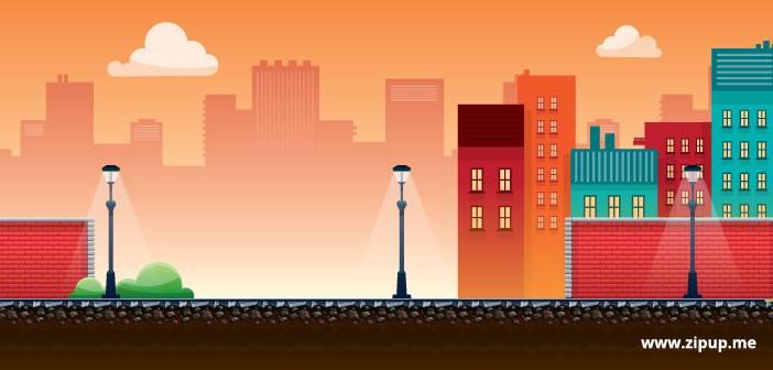 Home Game Elements Design Urban