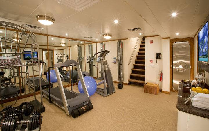 Home Gym Building Plans Database