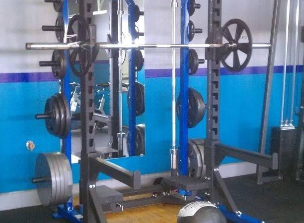 Home Gym Construction Thread