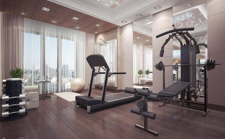 Home Gym Design Ideas Interior