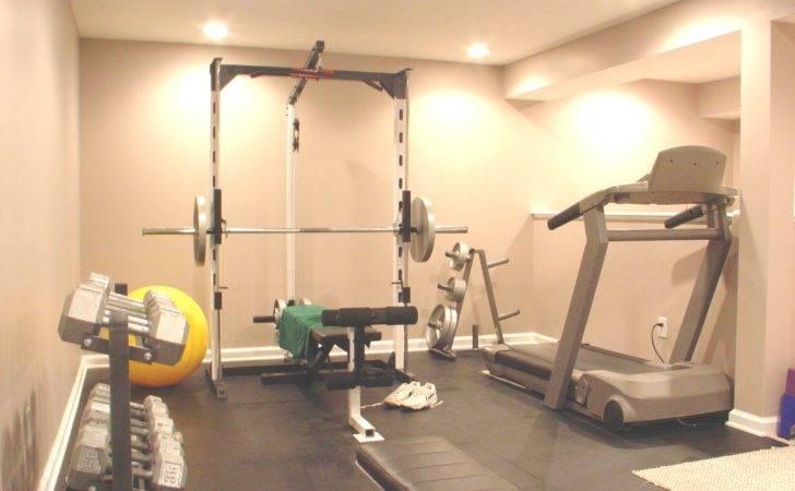 Home Gym Ideas Fitness Room Elle Decor