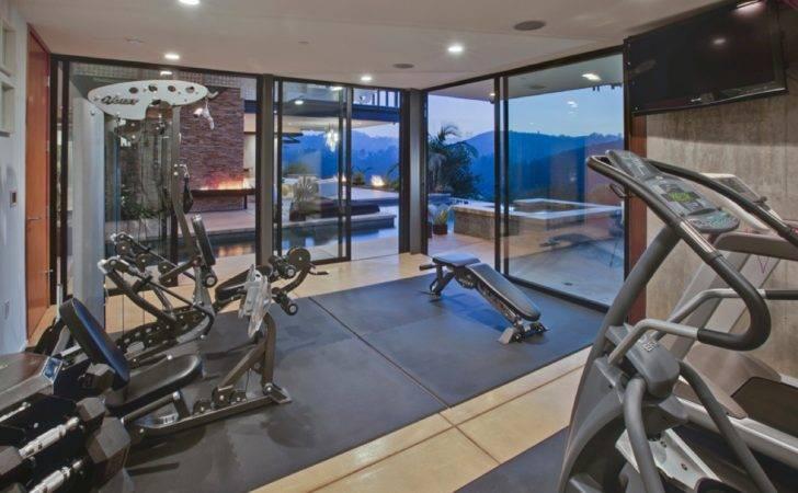Home Gym Interior Design Ideas