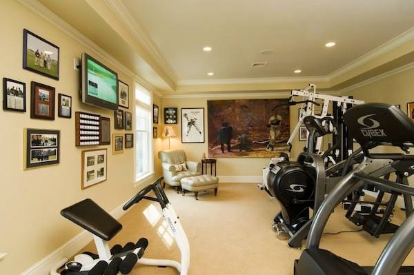 Home Gym Personal Awards