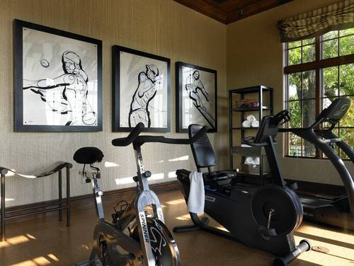 Home Gym Public Yoga Rooms Ideas Styles Decoration