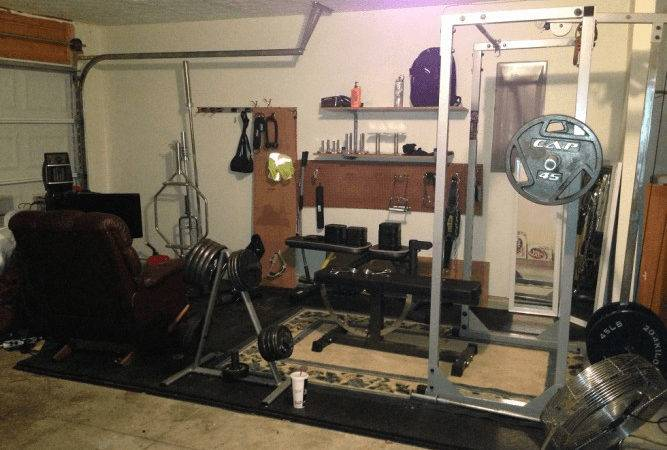 Home Gym Why Should Build Place Building Your