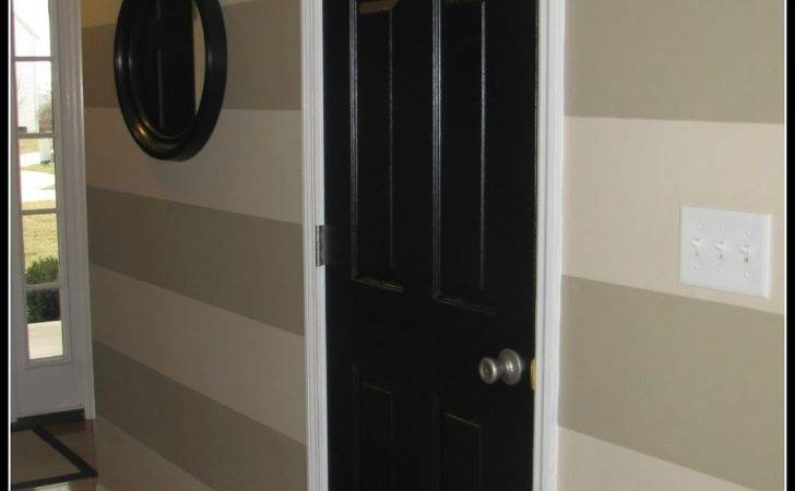 Home Happy Black Painted Interior Doors