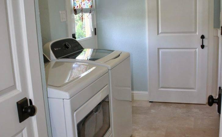 Home Heart Laundry Powder Room Combo