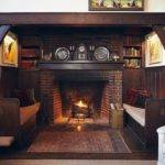 Home Inglenook Pinterest