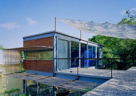 Home Interior Design Modern Prefab Bercy Chen