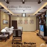 Home Interior Designs Cheap False Ceiling Living Room