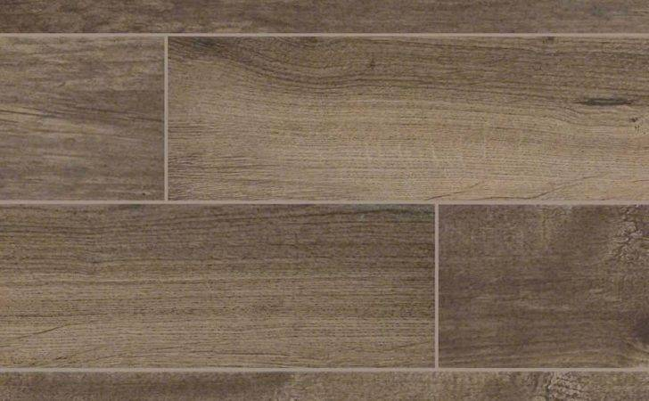 Home Italian Made Palmetto Porcelain Smoke Wood Look Tile
